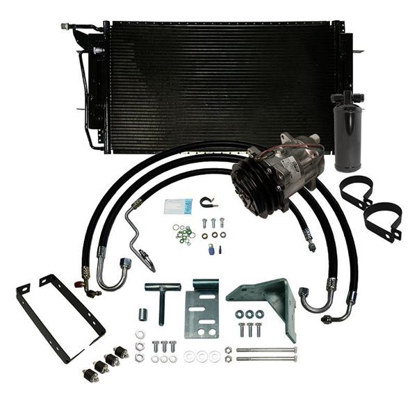 68-72 Cutlass/442/F85 A/C Performance Upgrade Kit V8 STAGE-2