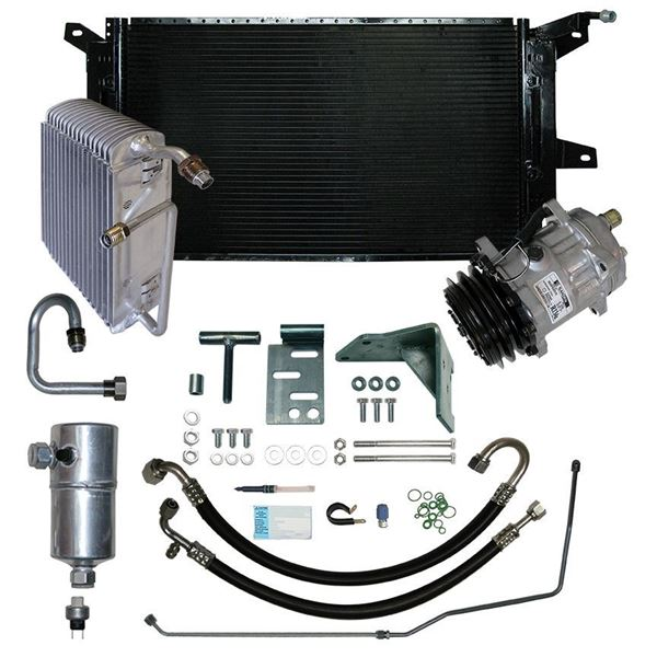 78 1/2-81 Firebird A/C Performance Upgrade Kit Pontiac or Olds V8 (Exc. Turbo) STAGE-3