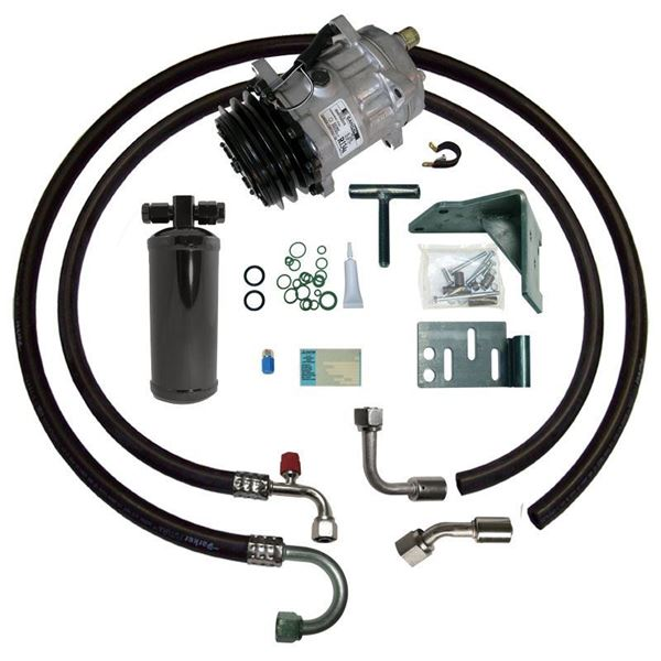 68-70 Delta 88/98 A/C Compressor Performance Upgrade Kit V8 STAGE-1
