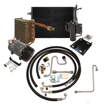 73-79 F-Series Truck/Bronco A/C Upgrade Kit STAGE-3