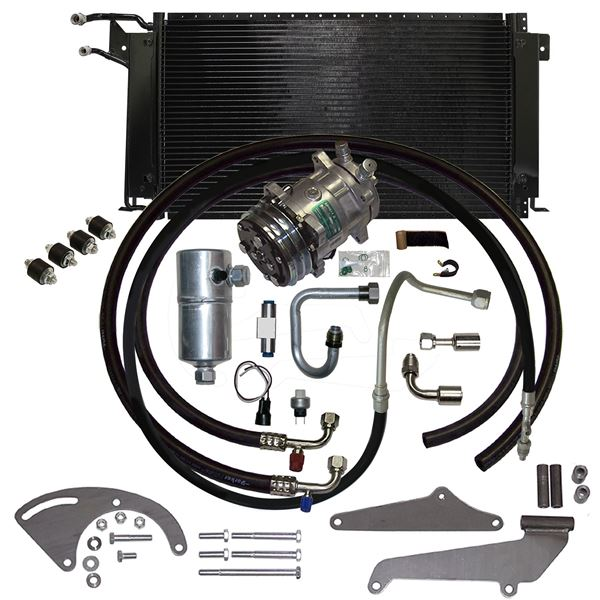 74-76 Camaro A/C Performance Upgrade Kit V8 STAGE-2 134a