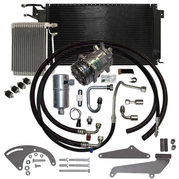 74-76 Camaro A/C Performance Upgrade Kit V8 134a STAGE-3