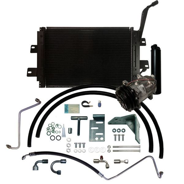 66-67 GTO/LeMans/Tempest A/C Performance Upgrade Kit V8 STAGE-2