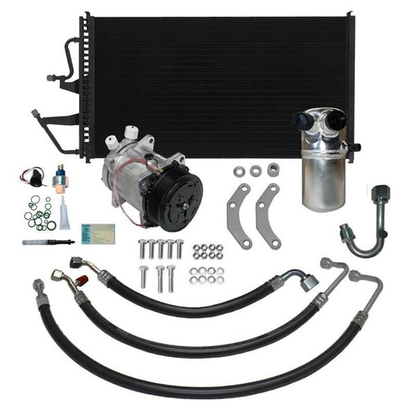 88-90* Chevy Truck A/C Performance Upgrade Kit V8 STAGE-2