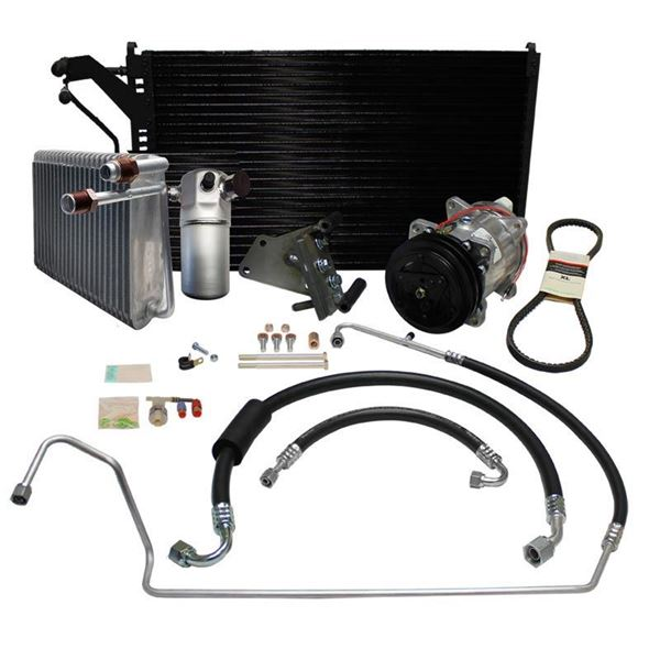 81-88 GM A & G-Body A/C Performance Upgrade Kit w/CHEVY V8 STAGE-3