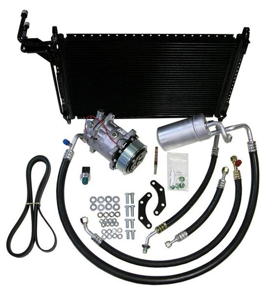 86 Mustang/Capri Fox Body A/C Performance Upgrade Kit 5.0 STAGE-2