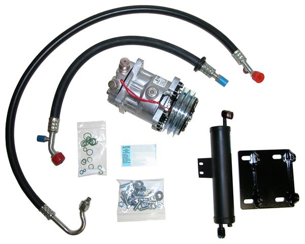 71-73 Mustang A/C Compressor Kit 6 Cyl. STAGE-1
