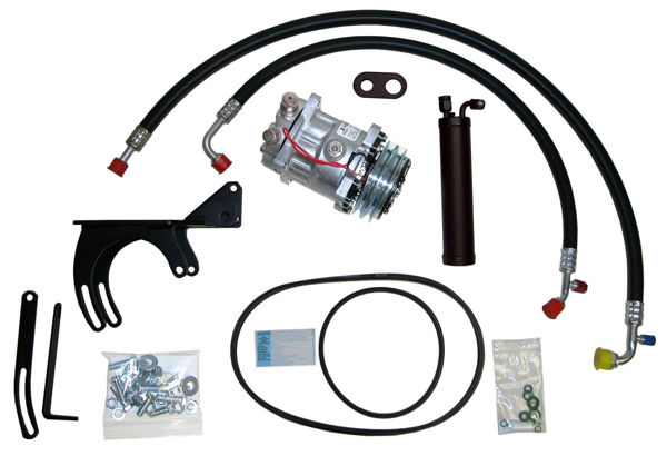 64-65 Ford/Mercury A/C Compressor Performance Upgrade Kit 6 Cyl. STAGE-1
