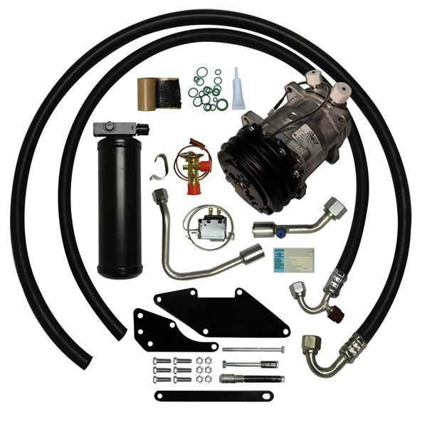 73-74 Charger/Satellite Small Block A/C Upgrade Kit STAGE-1