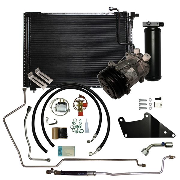 72 Charger/72-74 Barracuda A/C Performance Upgrade Kit Big Block STAGE-2