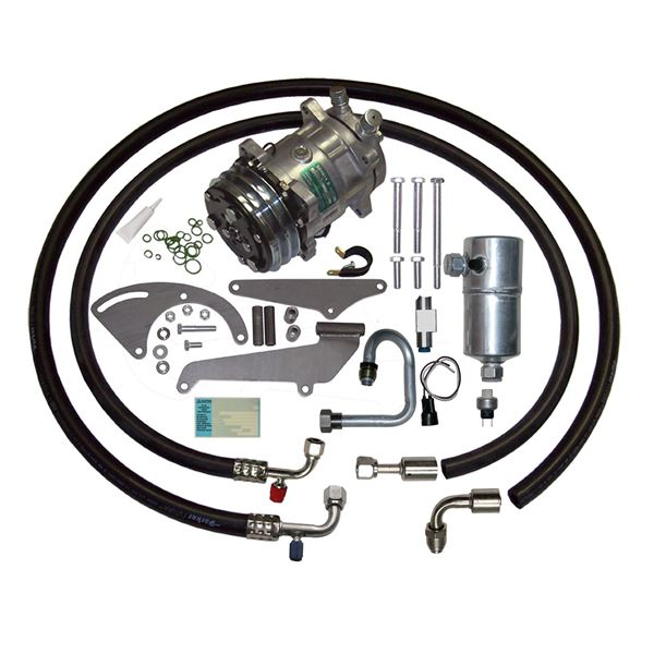 74-76 Impala A/C Compressor Upgrade Kit V8 STAGE-1 134a