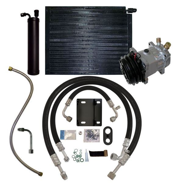 66 Mustang A/C Performance Upgrade Kit 260/289 V8 STAGE-2