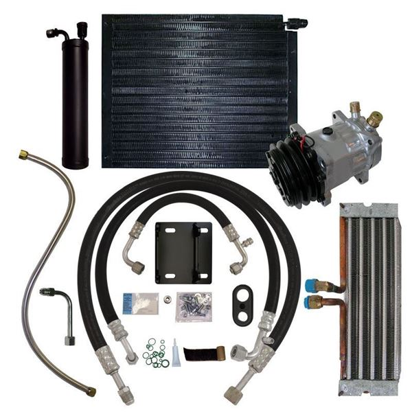 66 Mustang A/C Performance Upgrade Kit 260/289 V8 STAGE-3