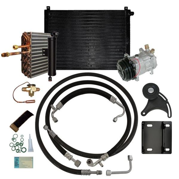 EARLY 67* Mustang/Cougar A/C Performance Upgrade Kit 289/302 STAGE-3