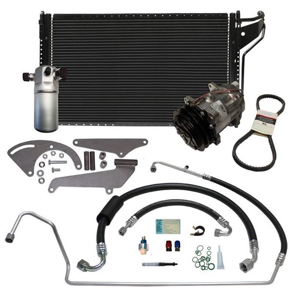 78-80 GM A-Body A/C Performance Upgrade Kit w/CHEVY V8 STAGE-2