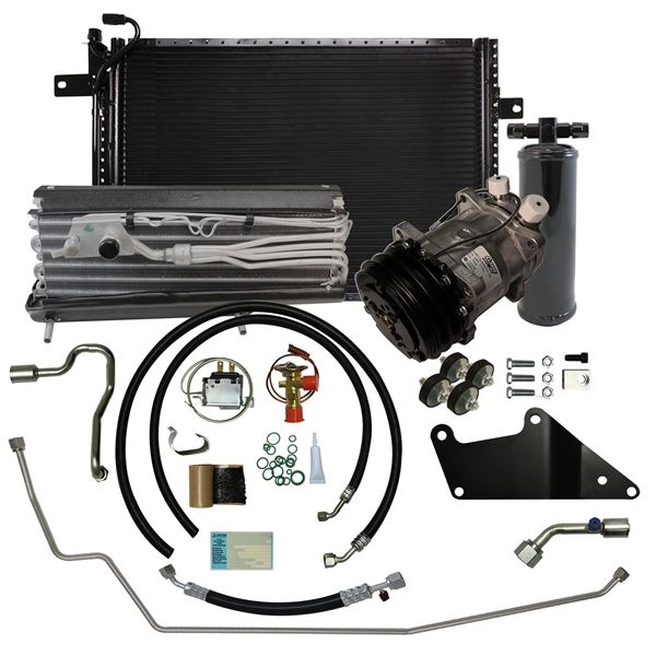 66-70 Charger/Satellite A/C Performance Upgrade Kit Big Block STAGE-3