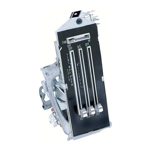 69 Camaro/69-70 Nova A/C Heater Control
