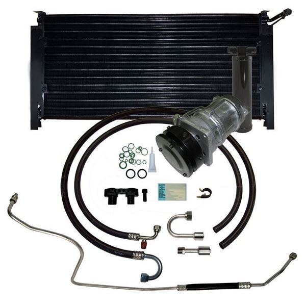 70-72 Skylark A/C Performance Upgrade Kit V8 STAGE-2