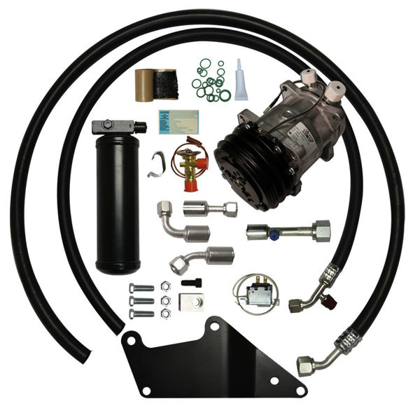 72-78 Dodge D/W Series Truck Big Block A/C Upgrade Kit STAGE-1