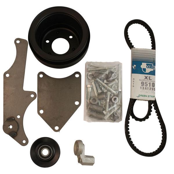65-68 Ford Sanden Style Compressor Mount Kit 289/302