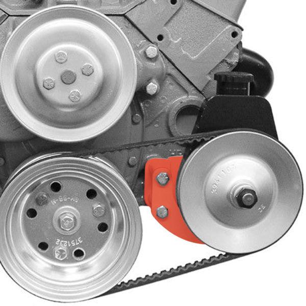 Chevrolet SB Short Water Pump Power Steering Mount