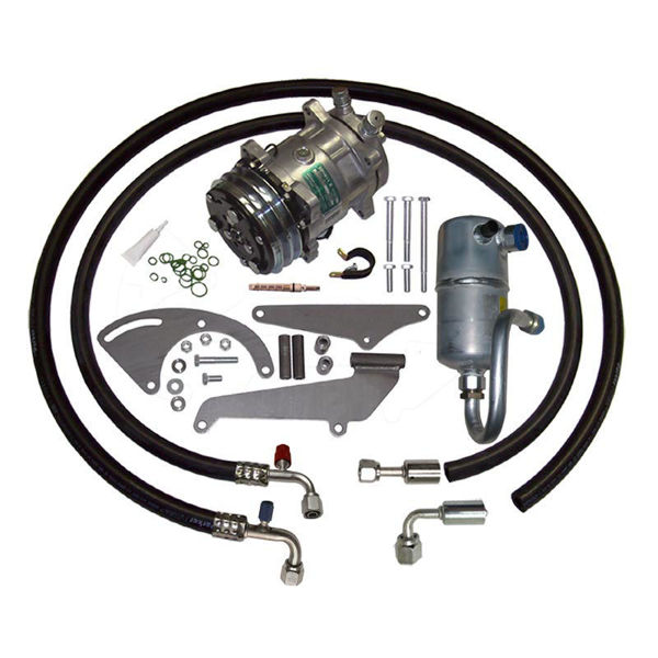 77 Monte Carlo/El Camino A/C Compressor Upgrade Kit V8 STAGE-1